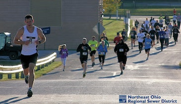 Fire Chief Project: Ohio 5K race weaves through wastewater treatment plant