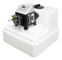 A Chemical Tank Designed to Work with Your Metering Pump