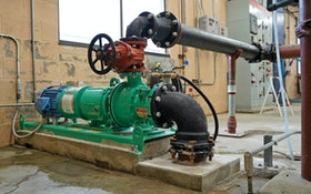 Vaughan Chopper Pump Eliminates Clogging Problems at Washington WWTP