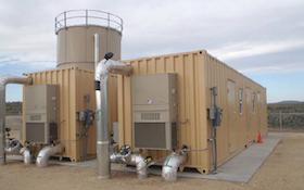 WaterPOD Units Help Reduce Arsenic Levels at Nevada Utility