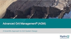 Advanced Grit Management Provides Total Plant Protection for Today's Treatment Plants