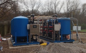 APU Treatment Solution Solves Ohio Community's Iron and Manganese Problems