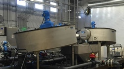 Disc Thickener Technology Becomes Essential to Sludge Process