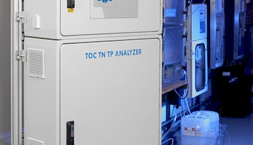 Reduce Treatment Costs with On-Line TOC Monitoring