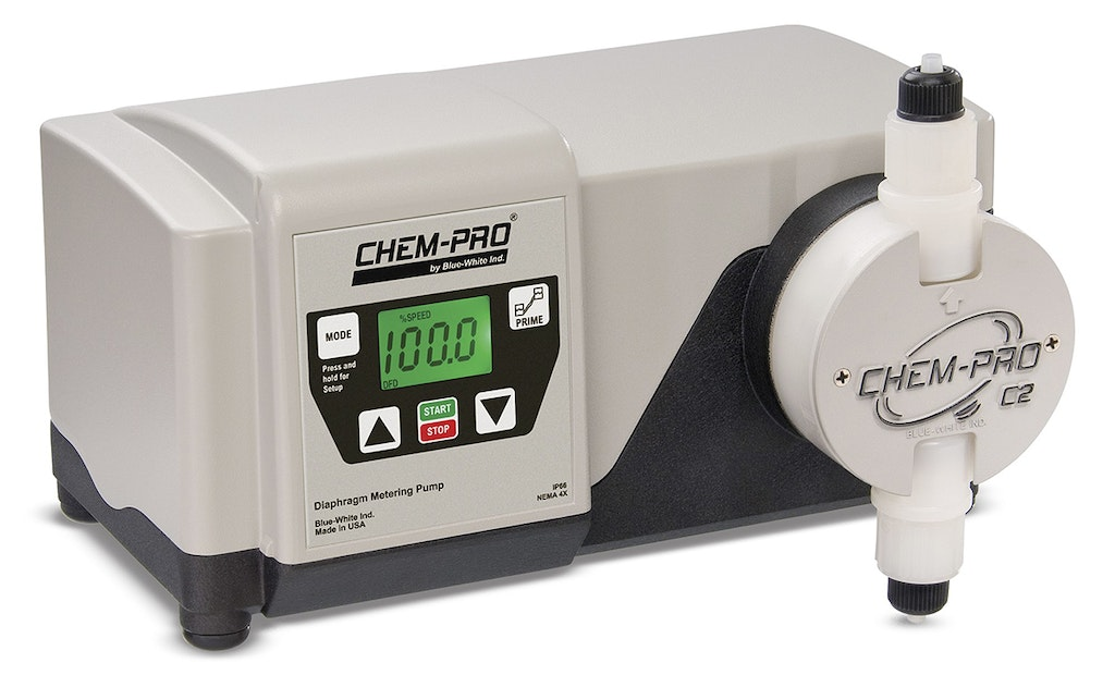 Diaphragm Pumps for Varying Flow Rates
