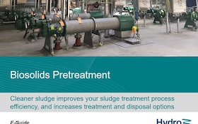 Improve Sludge Quality with SlurryCup and Grit Snail Sludge Degritting and Screening