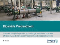 Improve Sludge Quality with SlurryCup and Grit Snail Sludge Degritting and Hydro-Sludge Screen