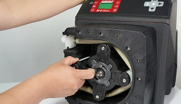 New Roller Assembly for the M4 Peristaltic Metering Pump