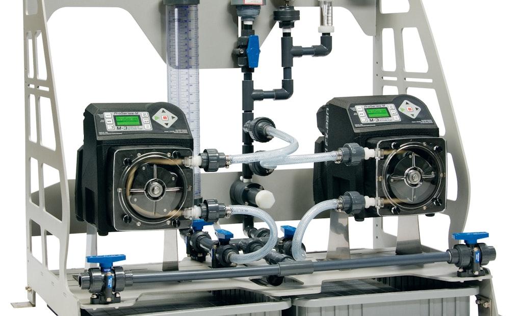 Efficient Chem-Feed Engineered Skid Systems