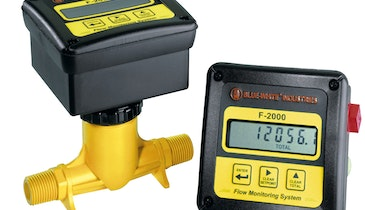 Digital Paddlewheel Flowmeters: Getting the Job Done