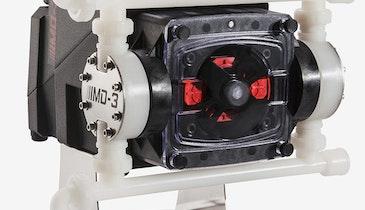 Double-Diaphragm Pumps Solve Maintenance Issues at Camp Pendleton