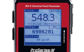 All-New Ultimate Chemical Feed Flowmeter