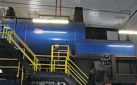 Seaman Paper Co. Achieves Significant Energy Savings With Hurst Hybrid S600 Wood-Fired Boiler
