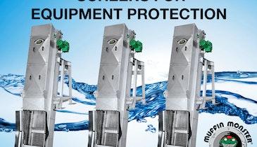 Hardworking Bar Screen Monster Meets High-Flow Coarse Screen Water Treatment Needs
