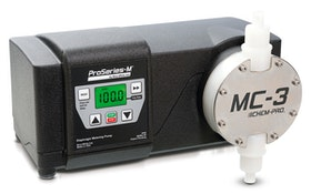 Diaphragm Pumps for High-Pressure Applications