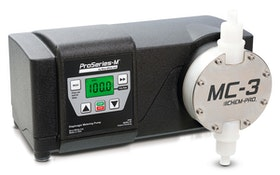 Diaphragm Metering Pumps for Tough Applications