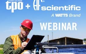 TPO to Host Webinar on Chlorine Measurement Methodology