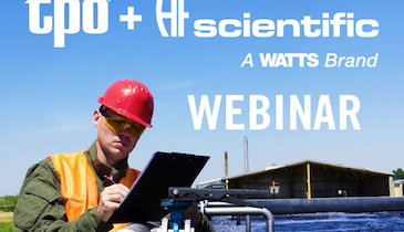 TPO to Host Webinar on Chlorine Measurement Methodology