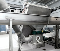 Fine Screening Keeps Solids Out of Ontario Treatment Plants
