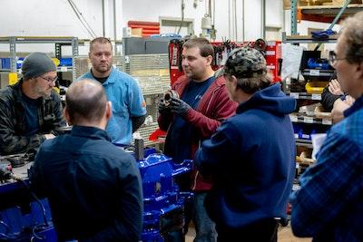 No-Cost Rotary Lobe Pump Training