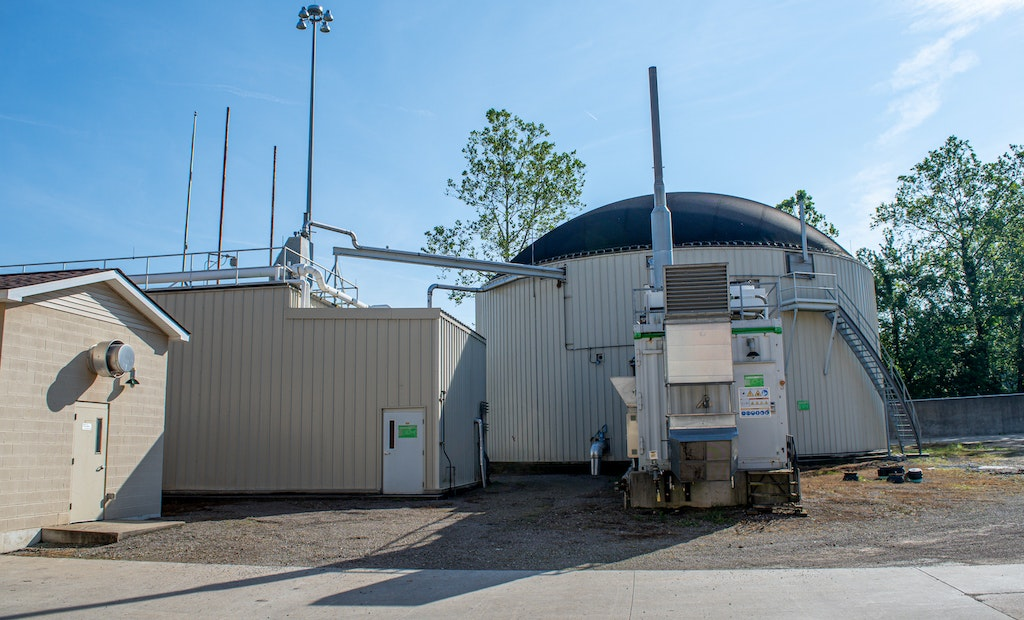 State-of-the-Art Renewable Energy Facility Features Vogelsang Equipment