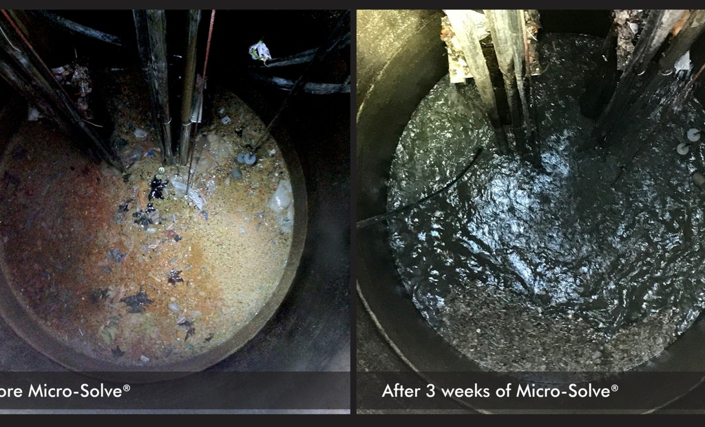 Enhanced Bioremediation with Micro-Solve