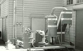 The Origins of Vortex Separation Technology