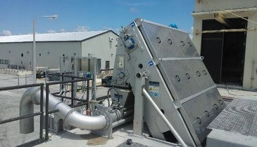 High Screenings Capture Efficiency Reduces Maintenance Downstream