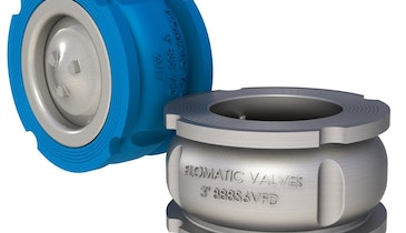 Flomatic Wafer-Style Check Valves