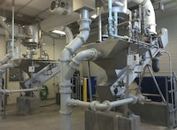 HeadCell Grit System Upgrade Protects Plant from Extreme Grit Loading Event