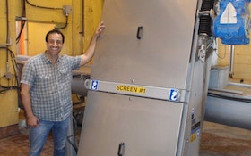 Dependable Operation and Longevity Invaluable to Guelph's Screening Process