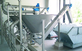 High-Performance Grit Washing and Classification with the COANDA