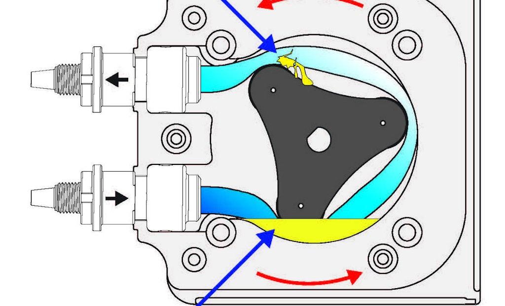 Tube Failure Detection System