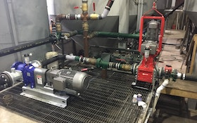 Pumps and Solids Reduction Unit Increase FOG Receiving Efficiency
