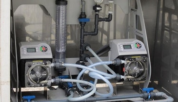 Peristaltic Dosing Pumps – An Excellent Choice for Use with Fluids That Off-Gas
