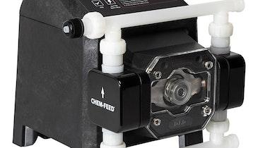 Multi-Diaphragm Pump Doses PAA with No Vapor Lock, No Lost Prime