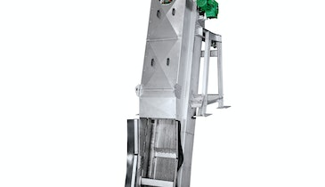 Chain & Rake Monster for High-Flow Coarse Screening