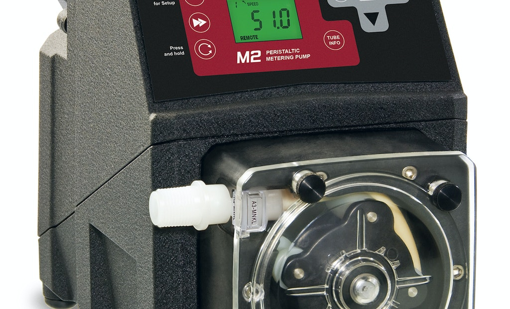 FLEXFLO M2 Peristaltic Pumping and Precise Chemical Dosing