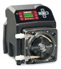 M-3 Peristaltic Chemical Pumps Can Handle the Most Demanding Environments