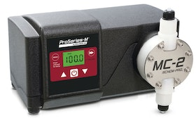 Chem-Feed MC Pumps Handle the Pressure and Deliver Precise Chemical Feed