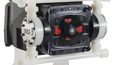 MD-3 Multi-Diaphragm Pump Delivers Smooth, Precise Chemical Dosing