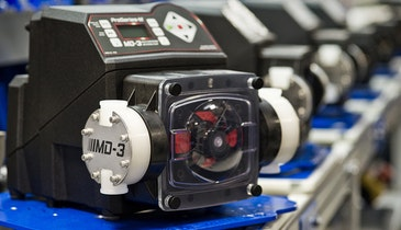 A Metering Pump Built for Long Life at High Pressures