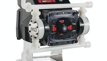 The Diaphragm Pump That Won't Vapor Lock or Lose Prime