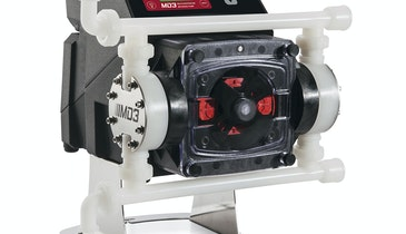 MD3: The Diaphragm Pump That Won't Vapor Lock