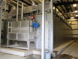 Mooresville Reduces Sludge Handling Costs with BT Belt Dryer