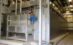 BT Belt Dryer is a Game-Changer for the Sludge Handling Process