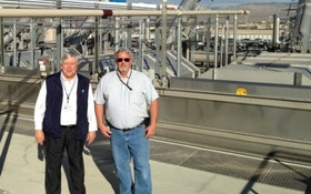 Screen Provides Critical Protection at North Las Vegas MBR Plant