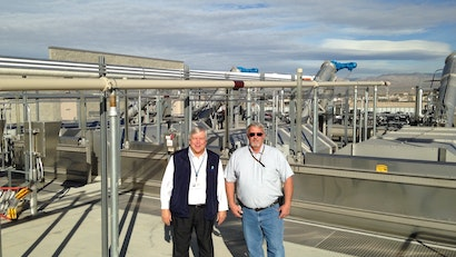 Center Feed Drum Screen is Mission Critical to World-Class MBR Plant