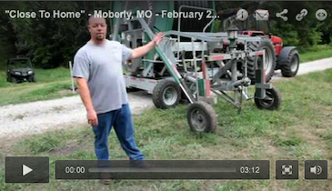 """Close To Home"" - Moberly, MO - February 2014 TPO Video Profile"