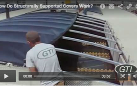 How Do Structurally Supported Covers Work?